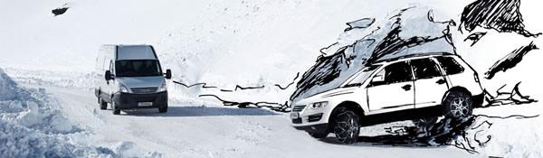 catene per neve per SUV e FURGONI