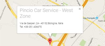 Auto Officina West Zone